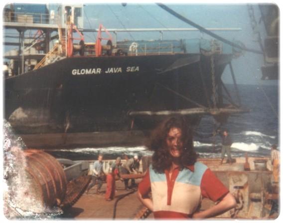 Copy of 1980 cherie glomar java sea