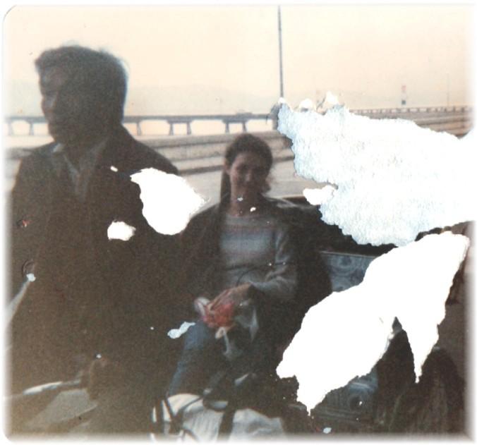 Copy of 1984 cherie macau
