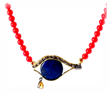 Copy of evil eye necklace
