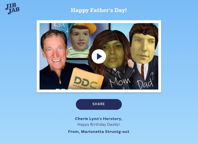 Copy of father's day