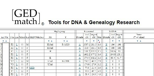 Copy of Copy 1of gedmatch 2