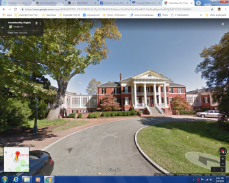 faulkner house on google maps 5
