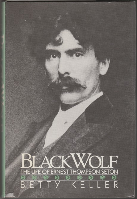 black wolf cover