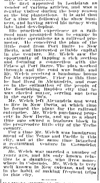welch frank obit apr 1912 bottom